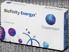Biofinity Energys (6 линз)