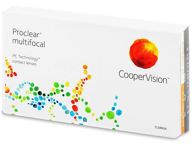 Proclear Multifocal XR (3линзы)
