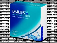 Dailies AquaComfort Plus (180линз)
