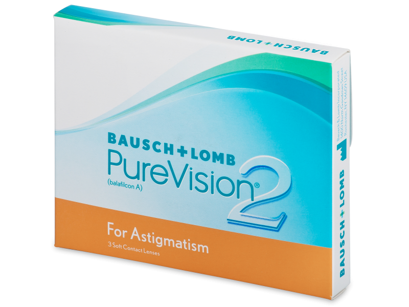 PureVision 2 for Astigmatism (3линзы)