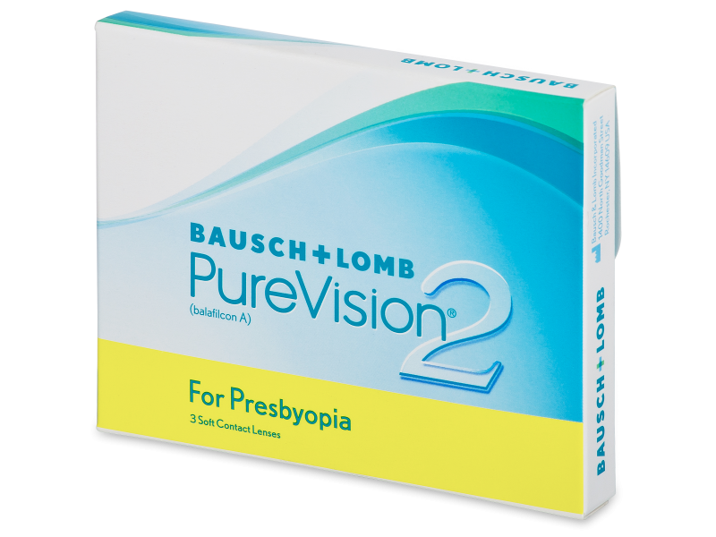 PureVision 2 for Presbyopia (3 линзы)