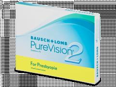 PureVision 2 for Presbyopia (3линзы)