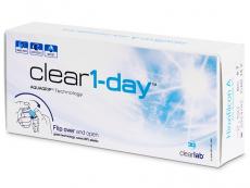 Clear 1-Day (30линз)