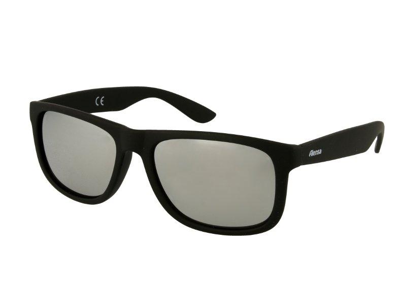 Солнцезащитные очки Alensa Sport Black Silver Mirror
