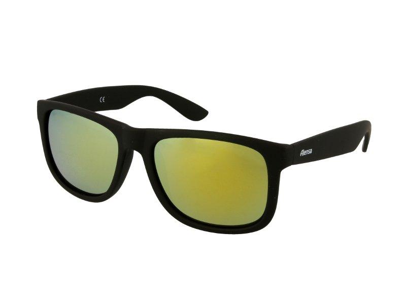 Солнцезащитные очки Alensa Sport Black Gold Mirror