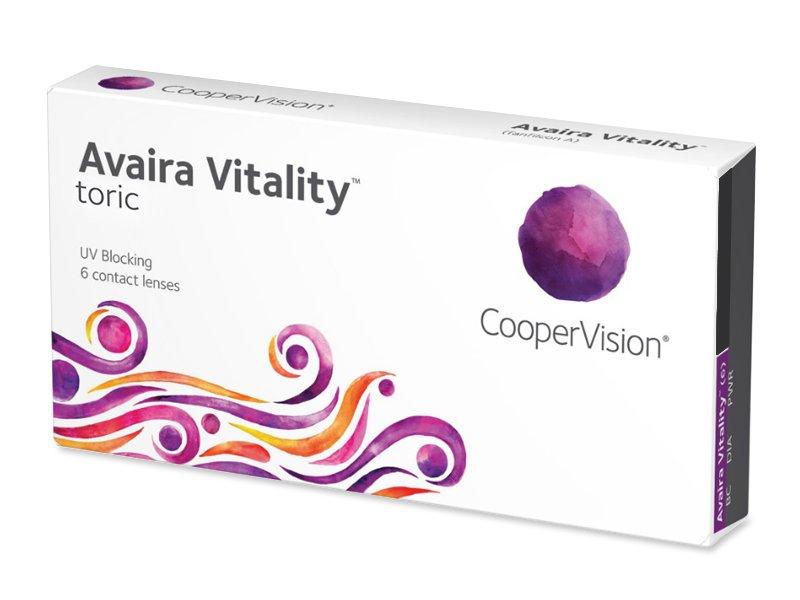 Avaira Vitality Toric (6 линз)