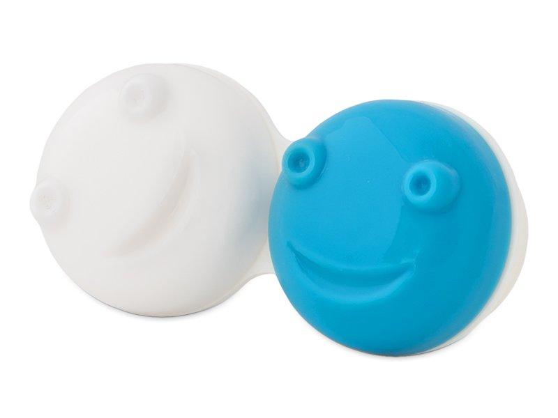 Кейс для линз для Вибрирующего футляра - синий