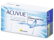 Acuvue Oasys for Astigmatism (12 линз)