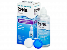 ReNu MPS Sensitive Eyes Раствор 120 мл