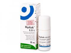 Hyabak Глазные капли 10 мл