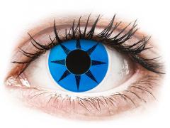 Blue Star контактные линзы - ColourVue Crazy (2 цветные линзы)