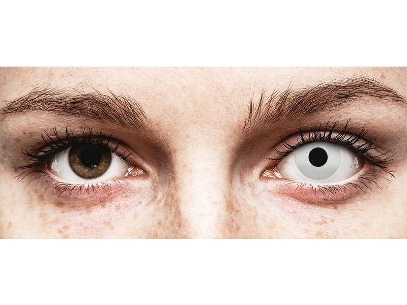 Silver Mirror контактные линзы - ColourVue Crazy (2 цветные линзы)