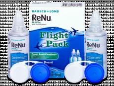 ReNu Multiplus комплект для полетов 2 x 60 мл