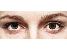 Pretty Hazel контактные линзы - ColourVue BigEyes (2 цветные линзы)