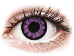 Ultra Violet контактные линзы - ColourVue BigEyes (2 цветные линзы)
