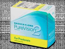 Purevision 2 for Presbyopia (6 линз)