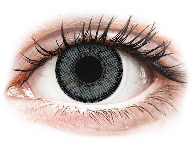 Platinum контактные линзы - SofLens Natural Colors (2 месячные цветные линзы)