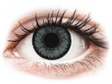 Platinum контактные линзы - SofLens Natural Colors - С диоптриями (2 месячные цветные линзы)