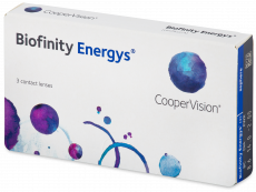 Biofinity Energys (3 линзы)