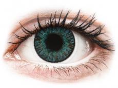 Brilliant Blue контактные линзы - FreshLook ColorBlends (2 месячные цветные линзы)