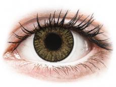 Pure Hazel контактные линзы - FreshLook ColorBlends (2 месячные цветные линзы)