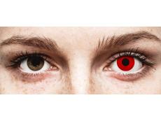 Red Devil контактные линзы - ColourVue Crazy (2 однодневные цветные линзы)