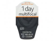 Proclear 1 Day Multifocal (30линз)