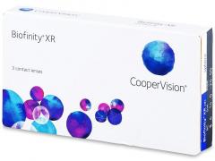 Biofinity XR (3линзы)