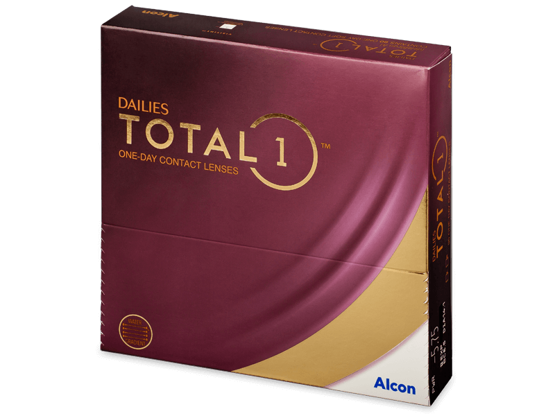 Dailies TOTAL1 (90линз)