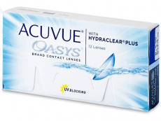 Acuvue Oasys (12линз)