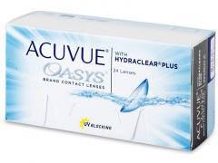 Acuvue Oasys (24линзы)