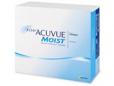 1 Day Acuvue Moist (180линз)