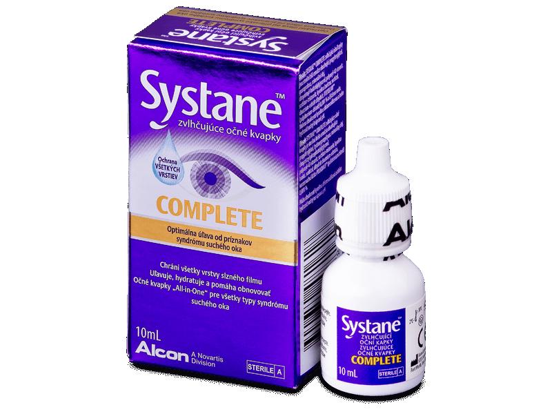 Глазные капли Systane COMPLETE 10 ml
