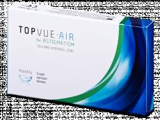 TopVue Air for Astigmatism (3линзы)