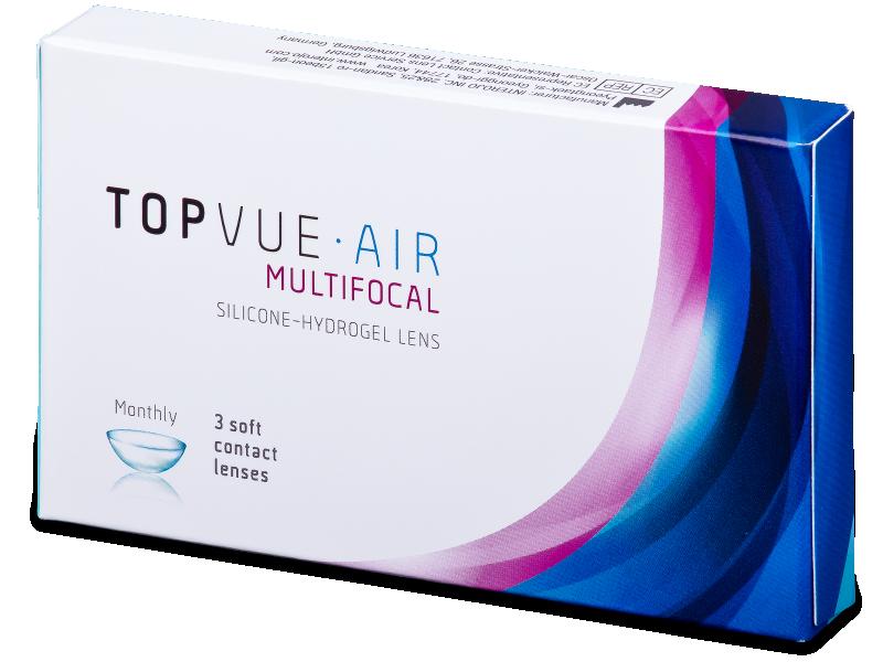 TopVue Air Multifocal (3 линзы)