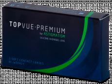 TopVue Premium for Astigmatism (3линзы)