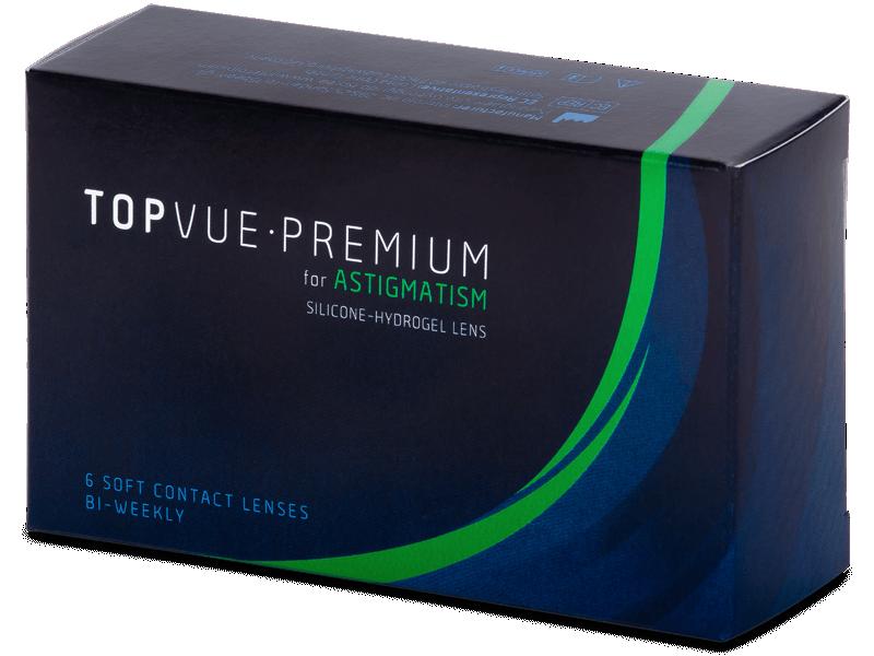 TopVue Premium for Astigmatism (6линз)
