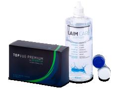 TopVue Premium for Astigmatism (6линз) +РастворLaim-Care400 мл