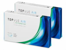 TopVue Air for Astigmatism (6линз)