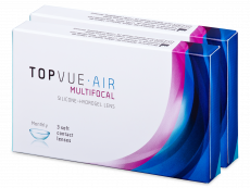 TopVue Air Multifocal (6 линз)