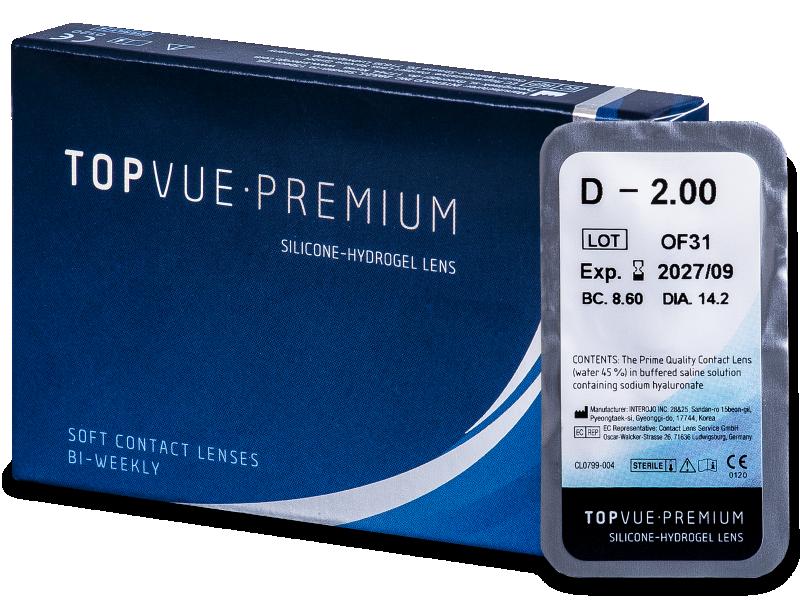 TopVue Premium (1линза)