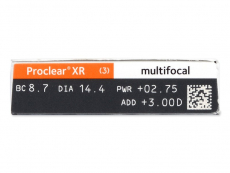 Proclear Multifocal XR (6 линз)