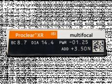Proclear Multifocal XR (6 линз)