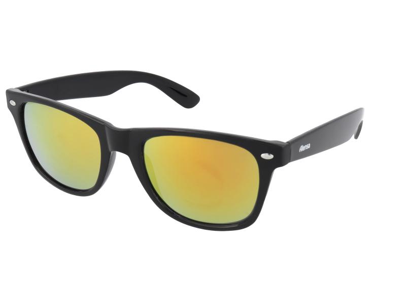 Солнцезащитные очки Alensa Sport Black Orange Mirror