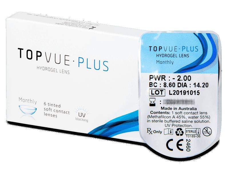 TopVue Monthly Plus (1линза)