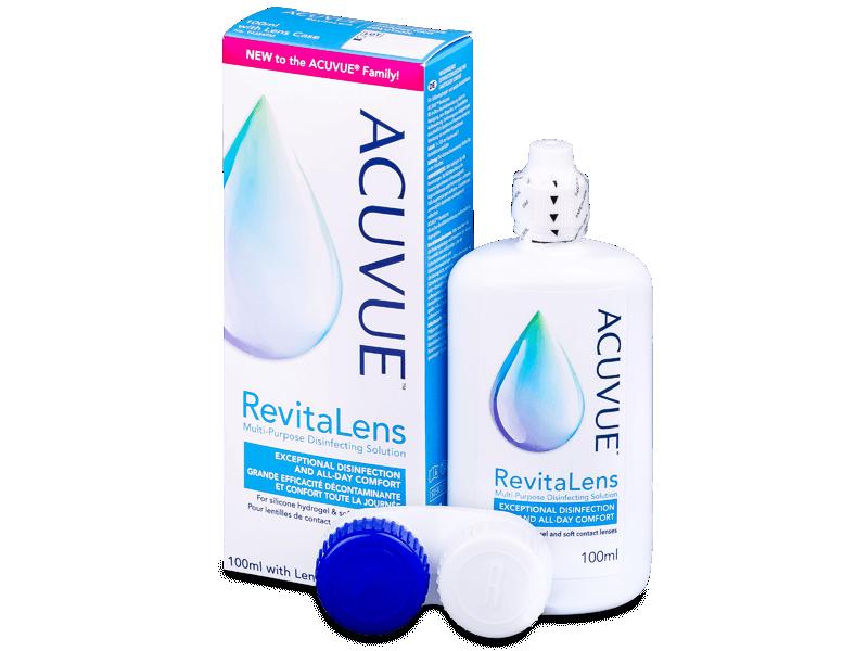 Раствор Acuvue RevitaLens 100 ml