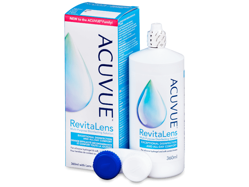 Раствор Acuvue RevitaLens 360 ml