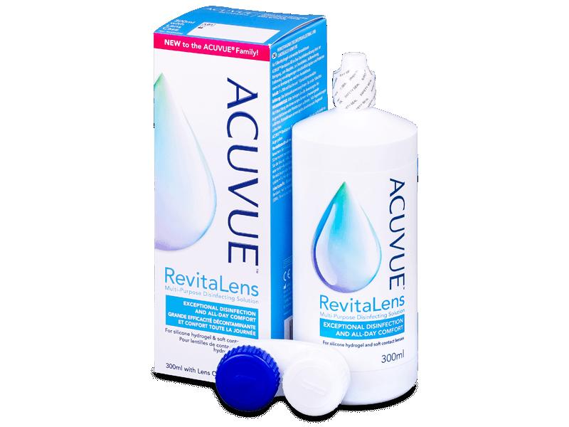 Раствор Acuvue RevitaLens 300 ml