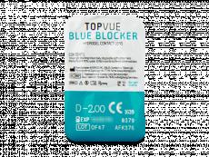 TopVue Blue Blocker (90 линз)