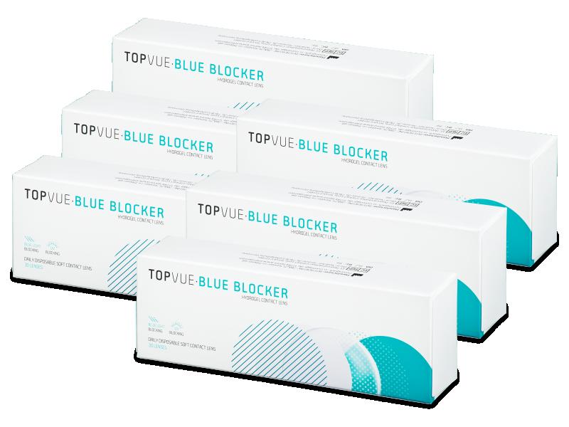 TopVue Blue Blocker (180 линз)